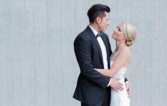 Hochzeitsportraits mit Chrissi und Nam in Augsburg